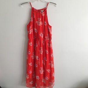 Lucky brand floral dress XL